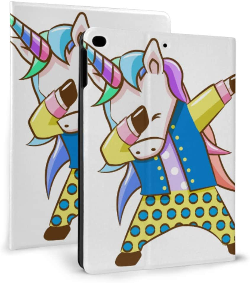 Dab Year-end gift Unicorn Cute Dance Animal Fun Case Girls for Super Special SALE held Covers Ipad