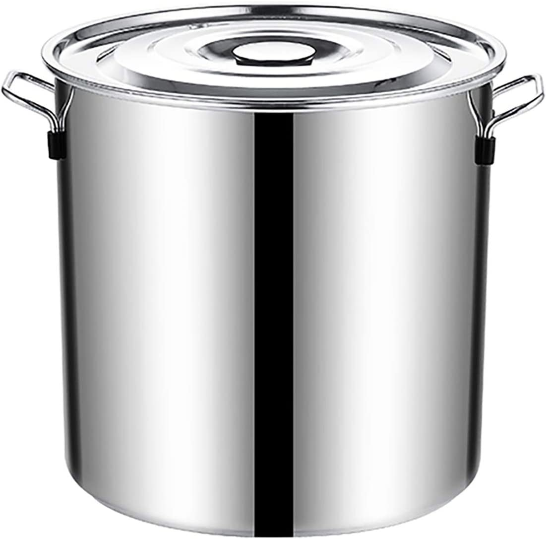 Stockpots Large Stock Pot 304 Fast Steel Denver Mall Stainless The Dedication