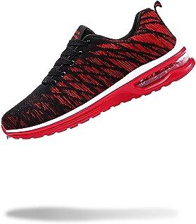 [zzxyx] スポーツシューズ ランニングシューズ スニーカー ジム 運動 靴 ウォーキングシューズ カジュアルシューズ メンズ レディース クッション性 軽量 通気 トレーニングシューズ 靴メンズ