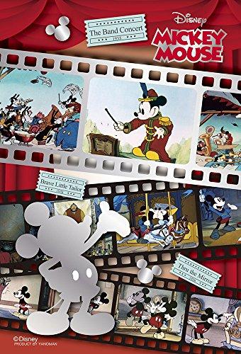 99ピース ジグソーパズル ディズニーミッキー・フィルム 【プチライト】(10x14.7cm)