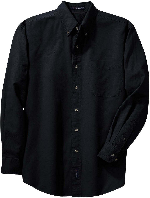 Port Authority Long Sleeve Twill Shirt (S600T)