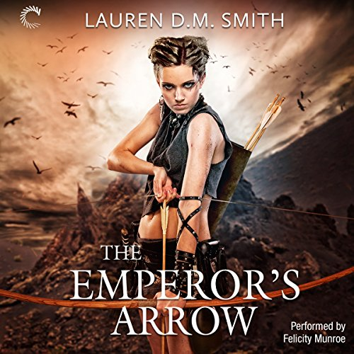 Page de couverture de The Emperor's Arrow