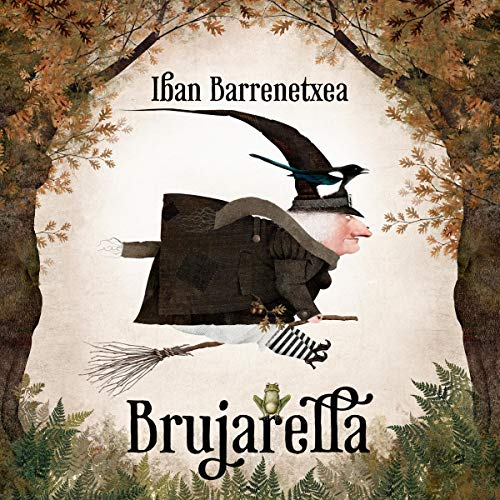 Brujarella  By  cover art