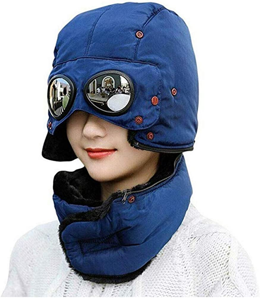 All items in the store COPYLOVE Thermal Winter Trapper Hat with Tra Glasses Hunting Ski OFFicial