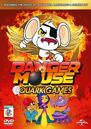 Danger Mouse: Quark Games [Edizione: Regno Unito] [Reino Unido] [DVD]