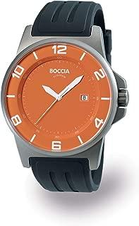 3535-24 Boccia Titanium Watch