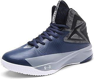 590d8823 SINOES Hombre Mujer Zapatillas de Baloncesto Calzado Deportivo Al Aire  Libre Moda High-Top Sneaker