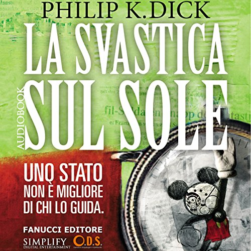 『La svastica sul sole』のカバーアート