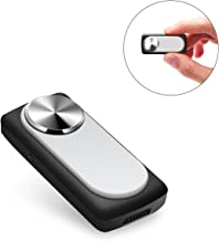 Mini Voice Recorder,MILALOKO 140 Hours Maximum Capacity 8GB Memory Digital Voice Recorder, Small Sound Recorder,Voice Activated Recording,20 Hours Battery Life