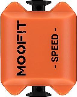 comprar comparacion moofit Sensor Velocidad Bicicleta con Bluetooth & Ant+ Sensor Velocidad Rodillo Impermeable para Garmin Polar Bryton Sigma...
