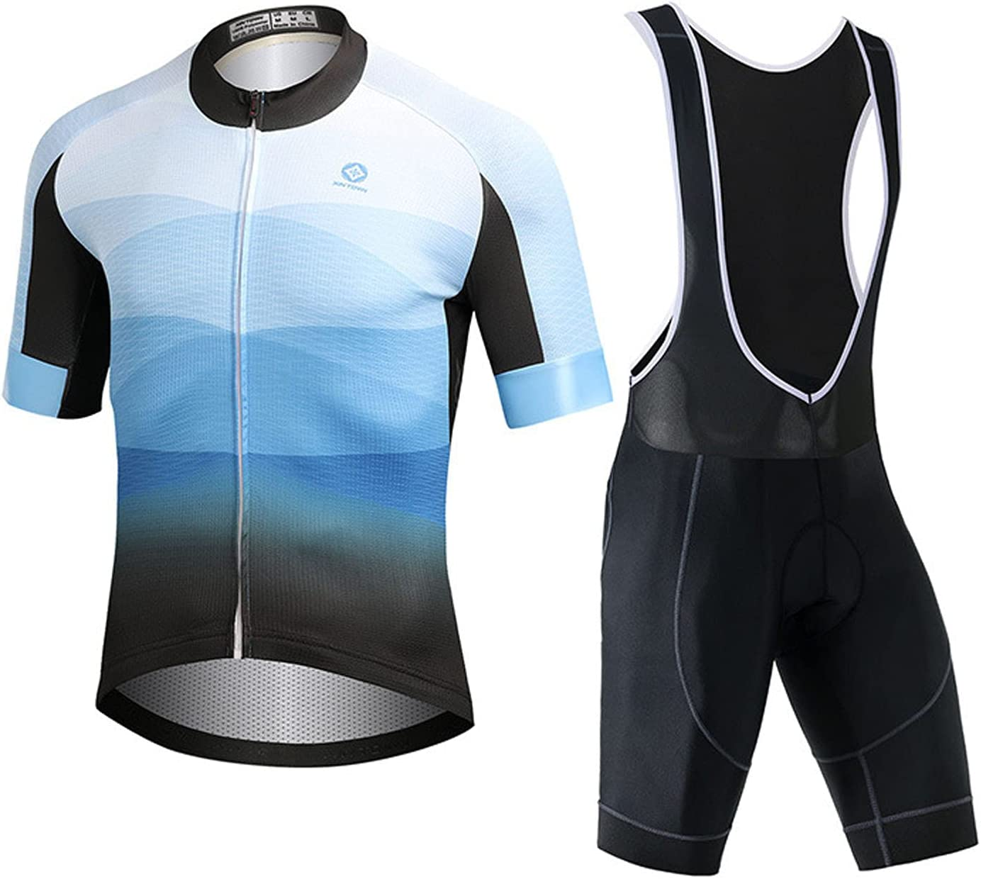 Free shipping Unkoo New White Regular dealer Pro Bicycle Team Maillot Short Sleeve H Ciclismo