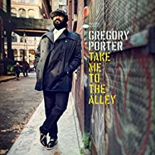 TAKE ME TO THE ALLEY(+bonus)(SHM-CD) by GREGORY PORTER (2016-05-06)