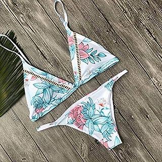 BEESCLOVER Hot Swimwear Bandage Beach Swimwear Women Swimsuit Bathing Suit Bikini Set