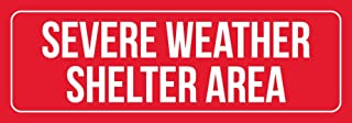 Best severe weather shelter signs Reviews