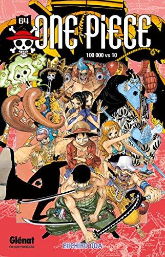 One Piece - Édition originale - Tome 64: 100000 vs 10