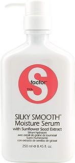 comprar comparacion Tigi S Factor Silky Smooth - suero humectante, 250 ml