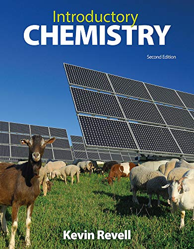 Compare Textbook Prices for Introductory Chemistry Second Edition ISBN 9781319279677 by Revell, Kevin