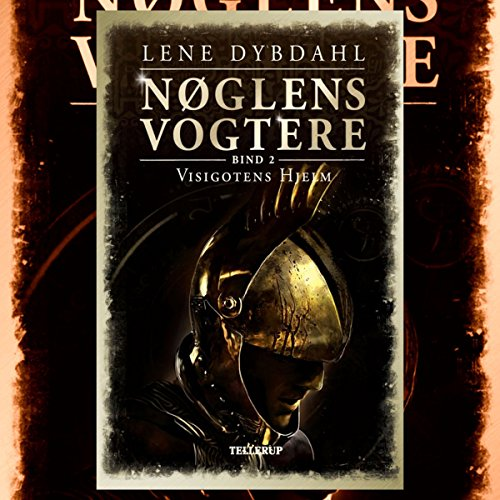 Visigotens Hjelm audiobook cover art