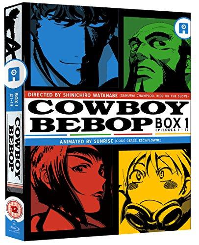 Cowboy Bebop-Part 1 [Blu-ray]