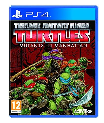 Teenage Mutant Ninja Turtles: Mutants in Manhattan (PS4) UK IMPORT
