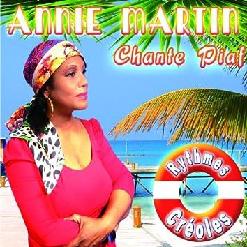 Annie Martin chante Piaf (Rythmes créoles)