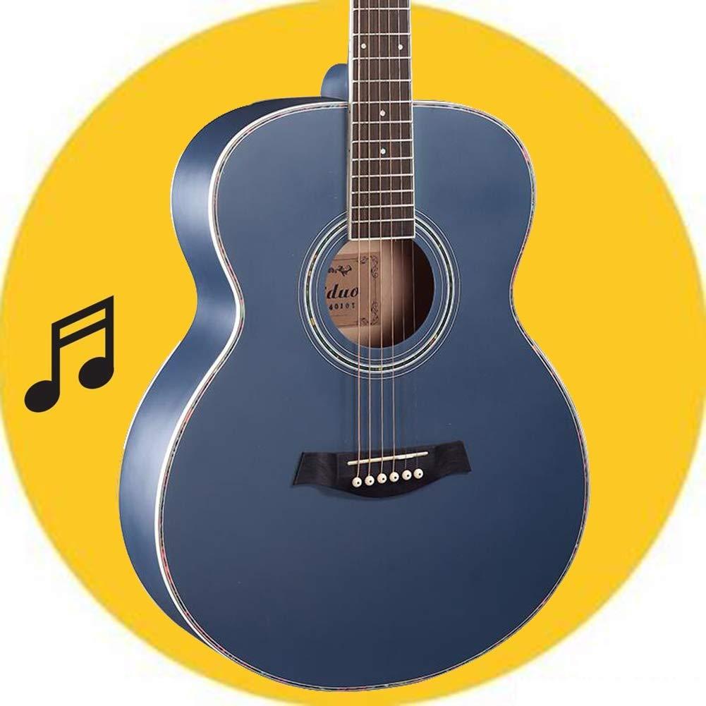 Guitarra Acústica Clásico 40 Pulgadas Tono Completo Picea Madera ...