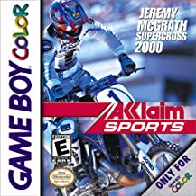 Jeremy McGrath Supercross 2000 - PC