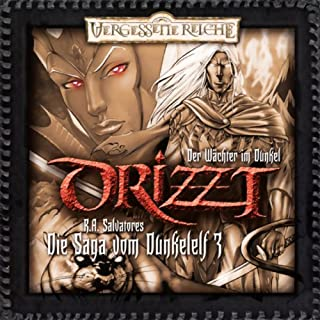 Der Wächter im Dunkel (DRIZZT - Die Saga vom Dunkelelf 3) Titelbild