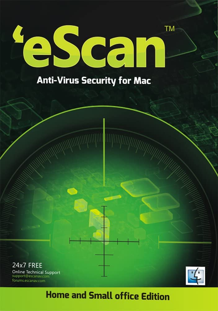 We OFFer at cheap prices eScan For Antivirus MAC 1 user 3 year ...