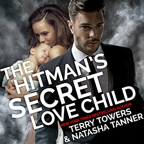 The Hitman's Secret Love Child audiobook cover art