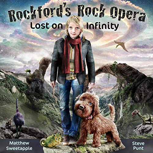 Lost on Infinity: Rockford's Rock Opera cover art