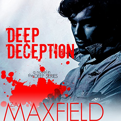 Deep Deception audiobook cover art