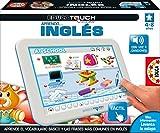 Educa - Touch Junior Aprendo Inglés Juego Educativo para Niños, Multicolor (15438)
