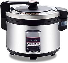 Grote capaciteit rijstkoker, warmte behoud functie, hoge kwaliteit innerlijke pot, spatel en maatbeker, make rijst en gest...