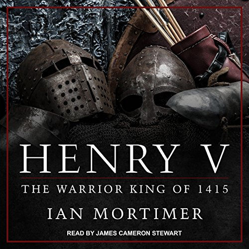 Henry V audiobook cover art
