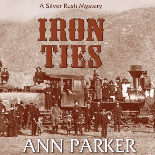 Iron Ties audiobook cover art