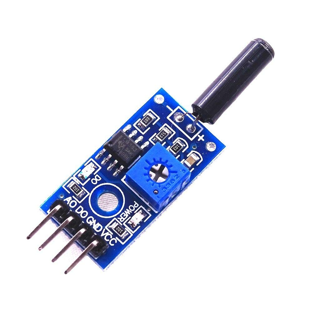 famous 100pcs lot Vibration Sensor Module Normally Type Sales of SALE items from new works SW18010P Opened
