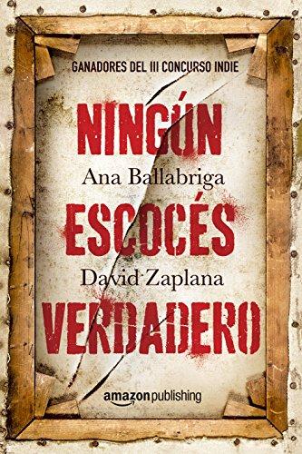 Portada del libro Ningún escocés verdadero de Ana Ballabriga, David Zaplana