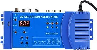 Modulador AV Compacto Compacto Opcional, modulador doméstico portátil VHF/UHF, para Sistema CATV doméstico