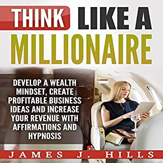 Think Like a Millionaire audiobook cover art