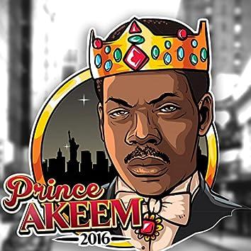 Prince Akeem 2016