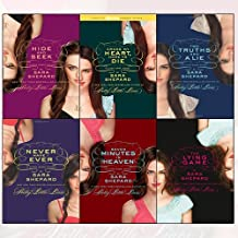 Sara Shepard The Lying Games Collection 6 Books Set (Hide and Seek,Cross My Heart, Hope to Die,Two Truths and a Lie)