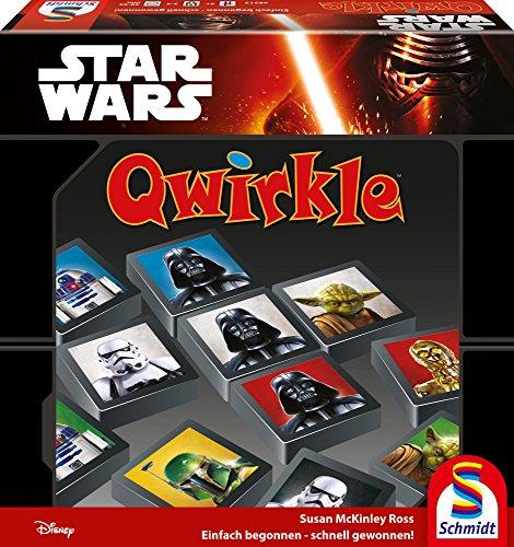 Schmidt Spiele 49313 - Star Wars, Qwirkle