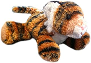 Tanya The Tiger Plush Small 8 Inch Big Cat Stuffed Toy Animal Zoo Cat