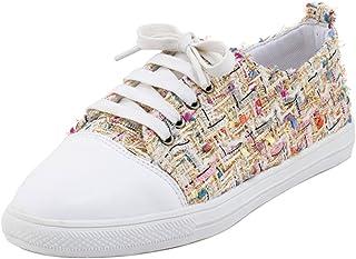 FANIMILA Women Low Top Sneaker Shoes