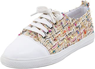 FANIMILA Women Low Top Sneaker Shoes