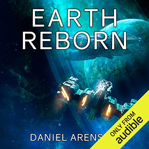 Earth Reborn audiobook cover art