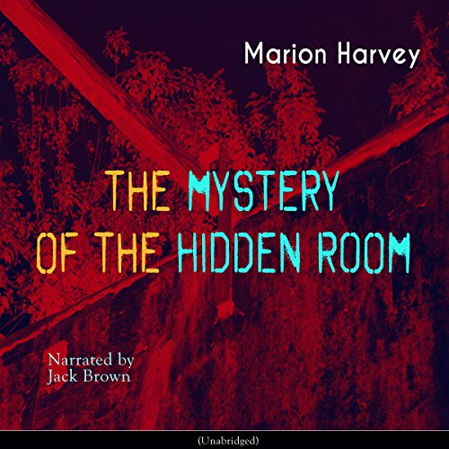 The Mystery of the Hidden Room audiobook cover art