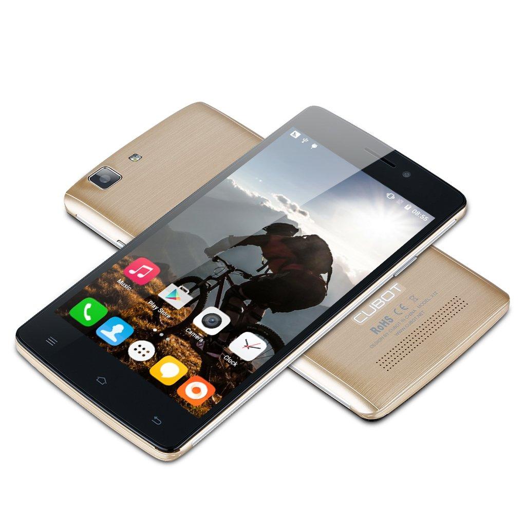 CUBOT X12 5.0 IPS Android 5.1 (Lollipop) Unlocked LTE 4G ...
