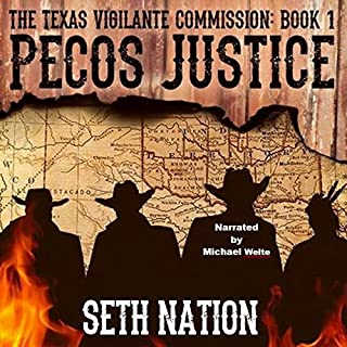 Pecos Justice cover art
